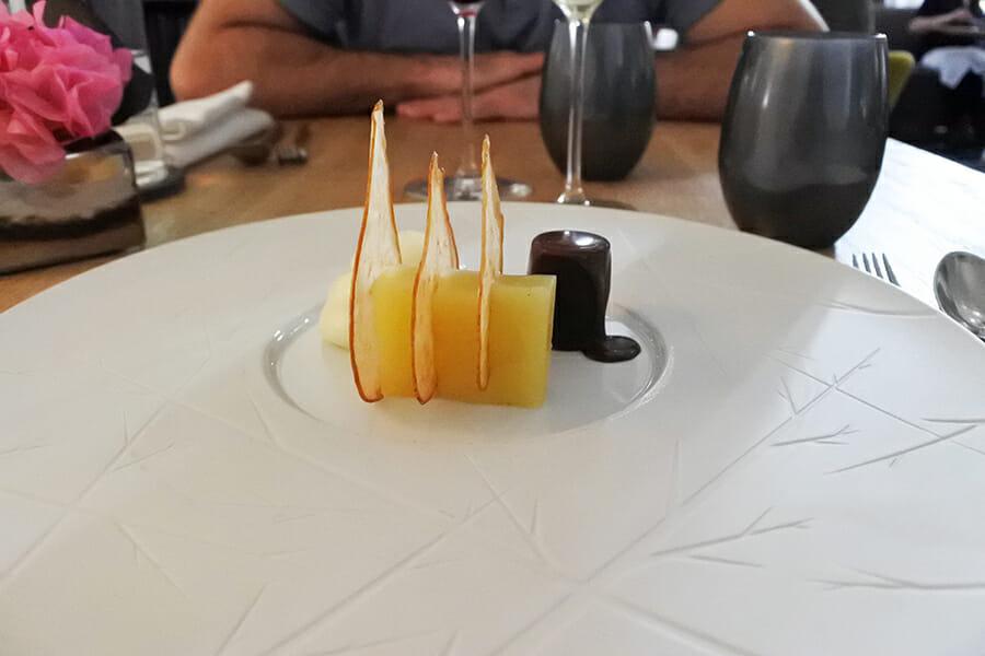 Chateau de la Pioline Aix-en-Provence Dessert