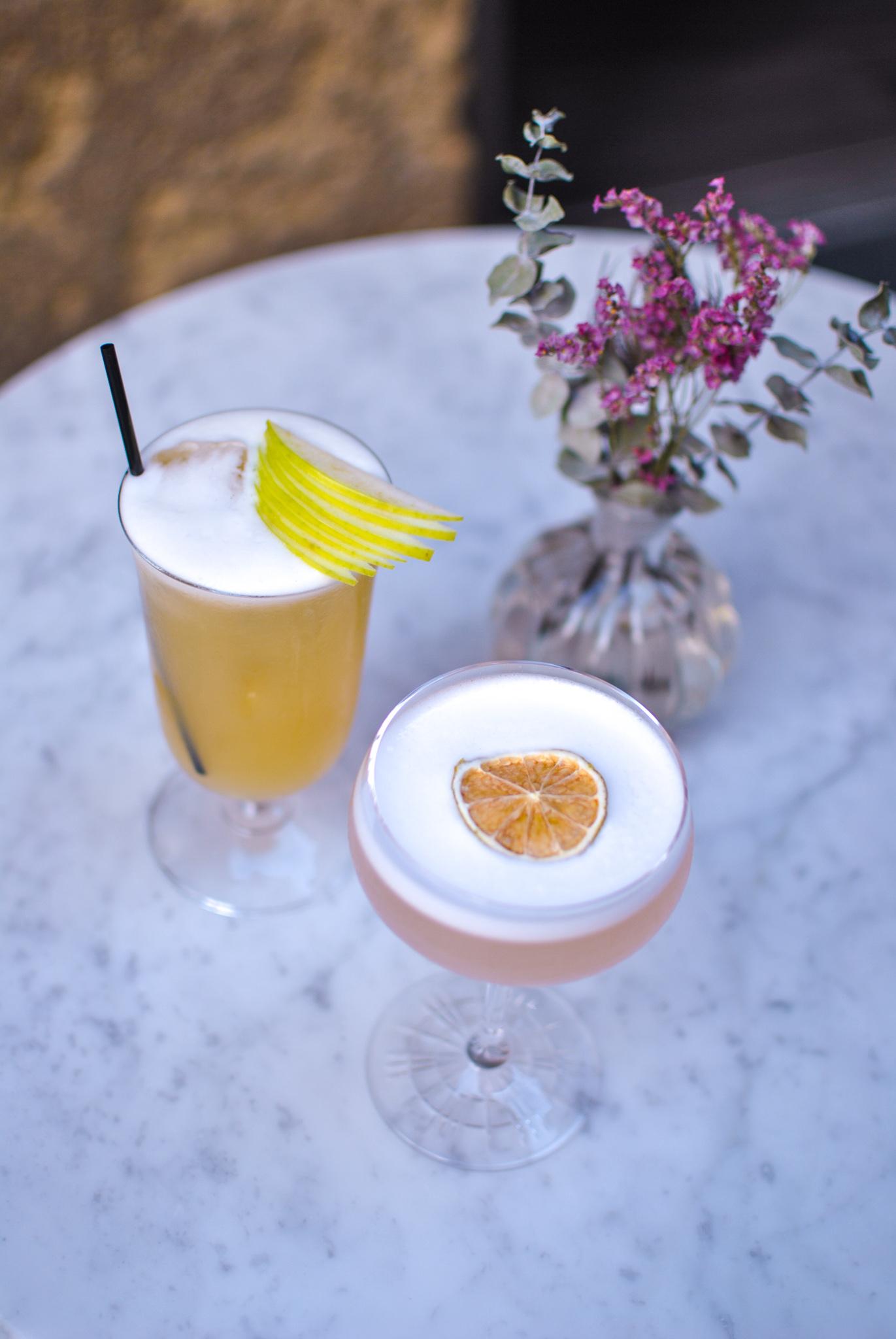 Nouvelles Adresses Aixoises Celeste Aix en Provence Cocktails