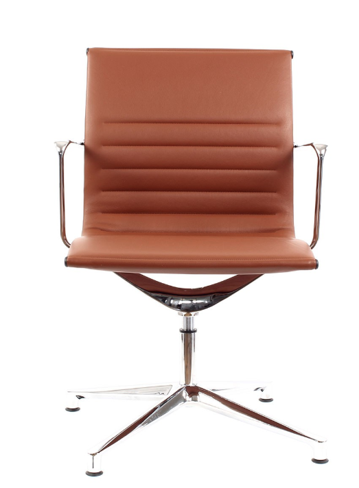 Chaise de bureau cuir