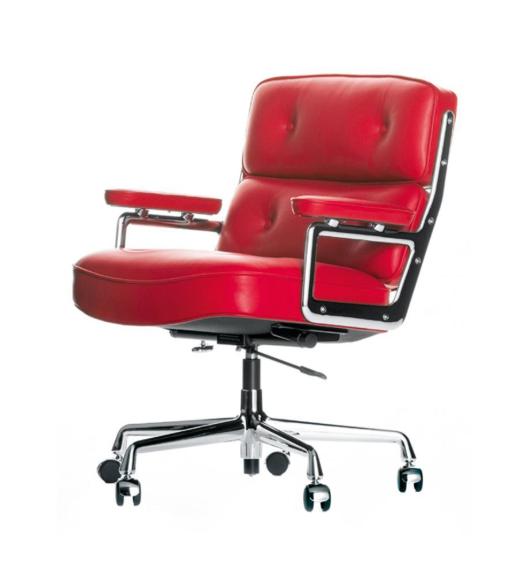 Chaise de bureau cuir vintage
