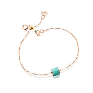 Bracelet Celeste amazonite