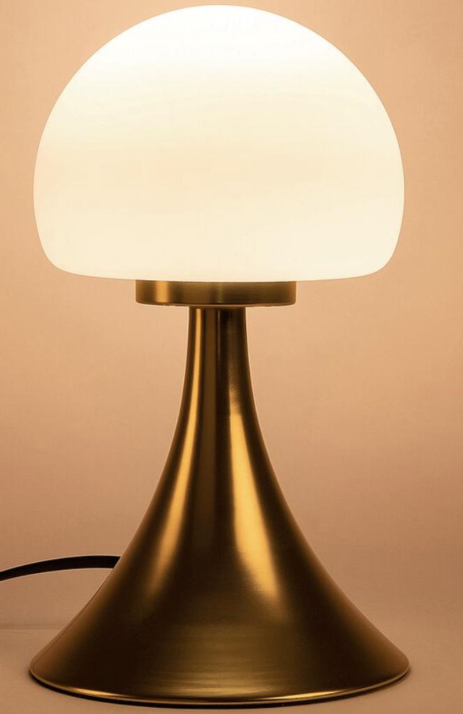 lampe champignon, lampe tacticle, lampe de bureau
