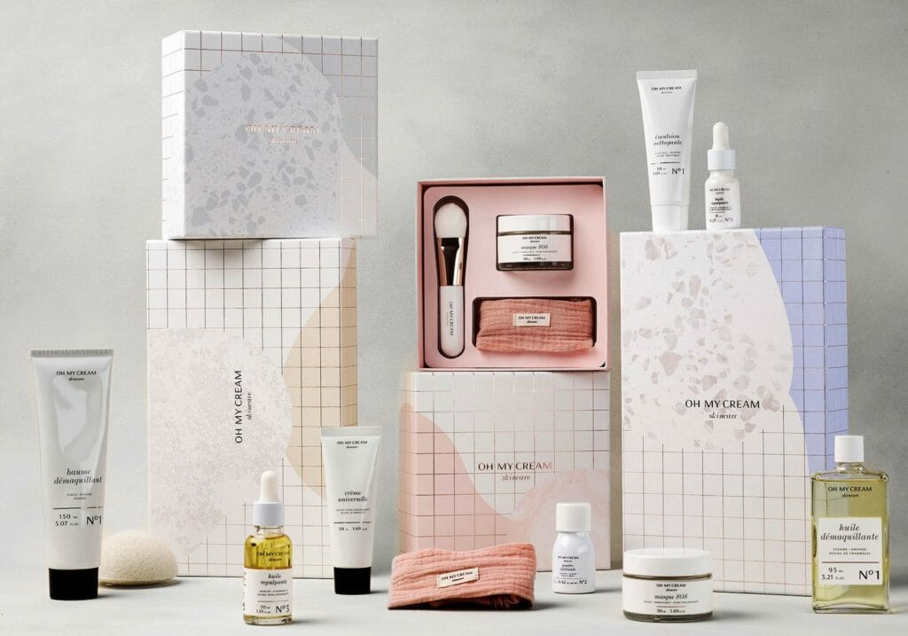 cosmétiques bio, concept-store, cosmétiques éco-resoinsables