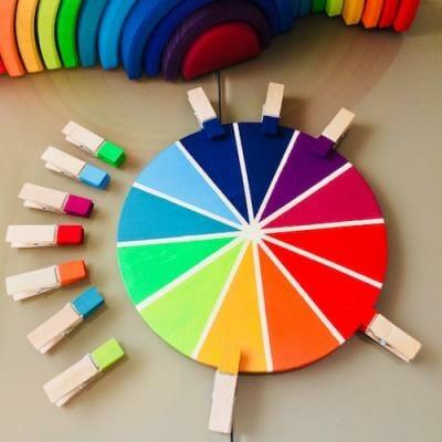 jeu montessori, montessori pour enfants, jeu pédagogique